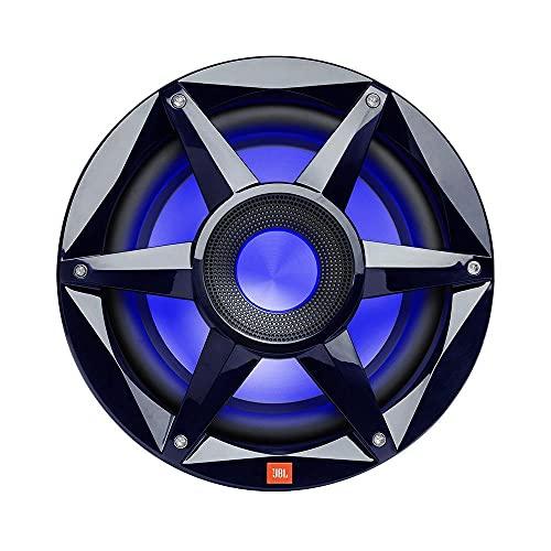JBL - Subwoofer pasivo RGB (25,4 cm), color negro, serie Stadium [STADIUMMB1000AM]