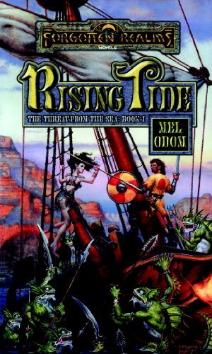 Rising Tide: Forgotten Realms (The Threat from the Sea Book 1)