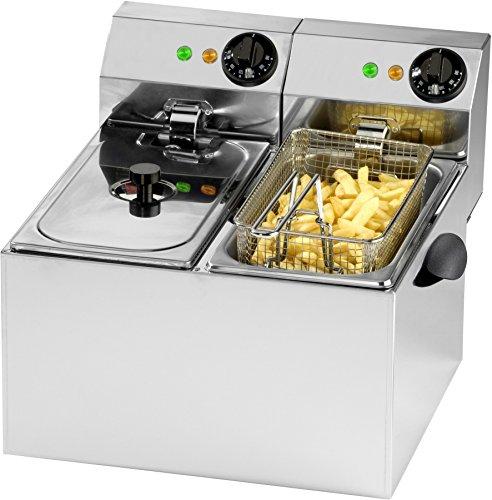 Saro 172-2040 friteuse model Profri 44, 8 L, 4000 W