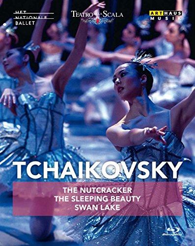 The Tchaikovsky Ballet Classics (Nussknacker, Dörnröschen, Schwanensee) [3 Blu-ray]
