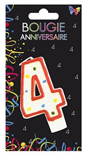 Aptafetes - Bougie anniversaire 4