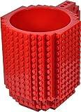 La confezione contiene una tazza e 20mattoncini per costruzioni. Compatibile con mattoncini Lego®. Design unico con mattoncini. Plastica senza bisfenolo A; lavare solo a mano. Un fantastico regalo di Natale.