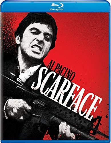 Scarface [Blu-ray] [Importado]