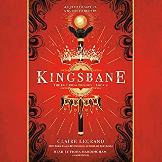 Kingsbane cover art