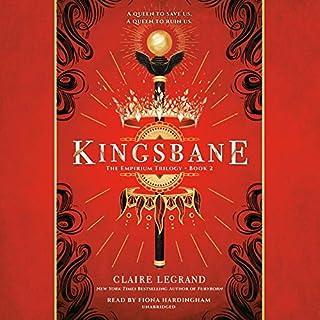 Page de couverture de Kingsbane