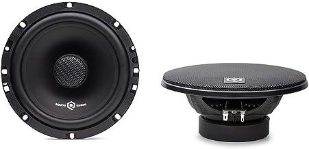 SoundQubed QSX-652 Coaxial Full-Range Car Audio Door Speaker Pair (6.5 inch) photo