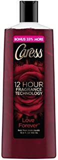 Caress Body Wash Love Forever 13.5 oz (Pack of 3)