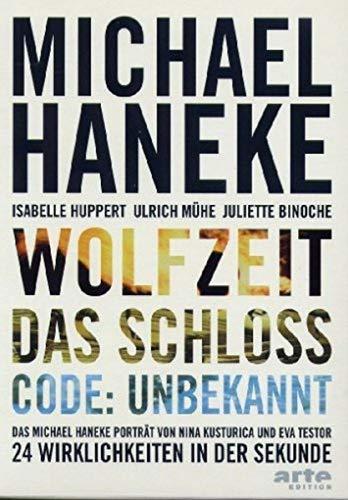 Michael Haneke Box [4 DVDs]