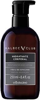 MALBEC CLUB HIDRATANTE CORPO. 250ml