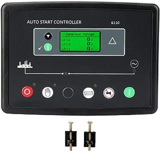 CLJ-LJ Panel módulo Controlador módulo de Control del generador Electrónica DSE6110 Inicio automático de generador Diesel