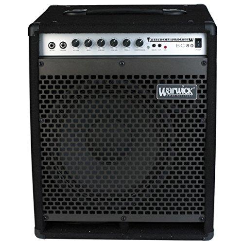 Warwick BC 80 Bass Combo (230 V)