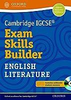 Cambridge IGCSE Exam Skills Builder English Literature