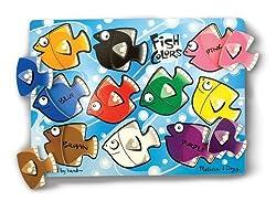 Fish Peg Puzzles