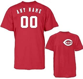 personalized cincinnati reds jersey