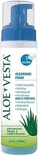 Aloe Vesta Cleansing Foam SQB325208 ConvaTec, 8 oz, 2 per Pack