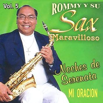 Mi Oracion - Noches de Serenata, Vol. 5