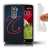 Phone Case for LG G2 Mini/D620 Strange Retro Upside Down 2
