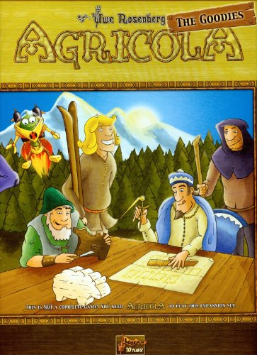 Lookout Games Agricola: The Goodies Expansion