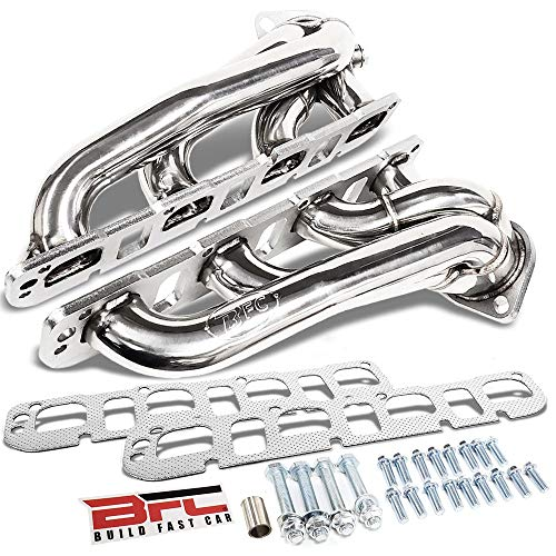 BuildFastCar Stainless Steel Racing Shorty Exhaust Header Manifold (BFC 11-1006)
