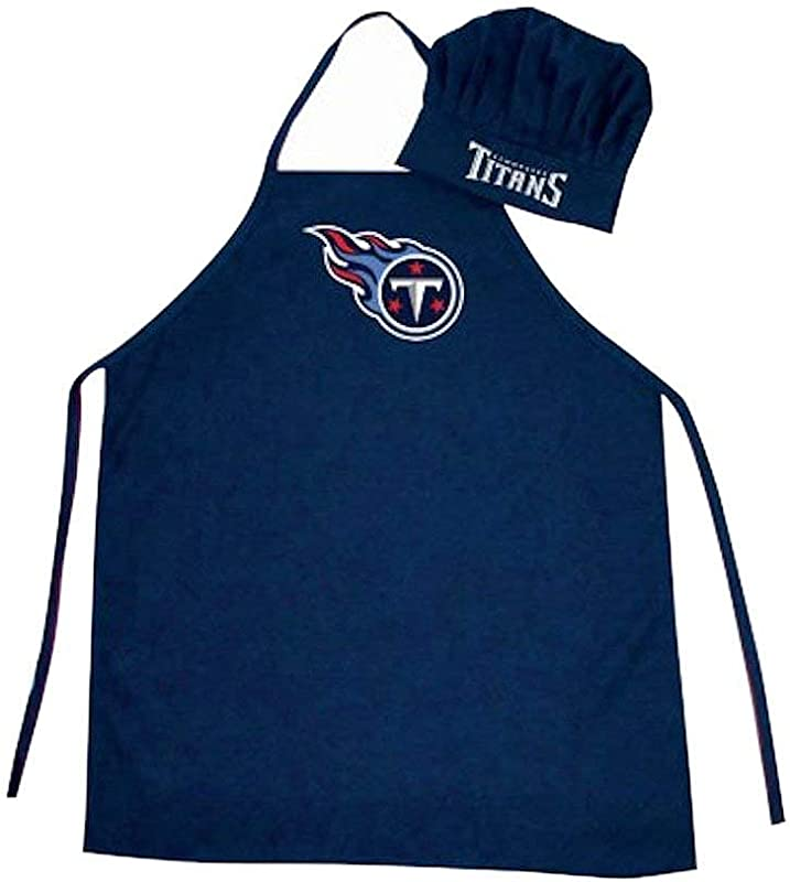 Tennessee Titans Apron And Chef S Hat Set