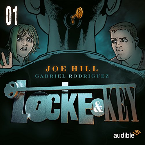 Willkommen in Lovecraft (Locke & Key 1) cover art