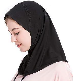 Muslim Hijab Tube Cap Islamic Scarf Muslim Under Scarf Muslim Inner Headscarf