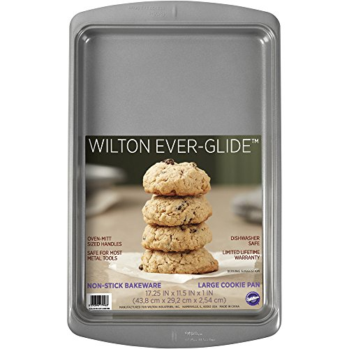 Wilton Ever-Glide Cookie Pan Large, 17.25' x 11.5'