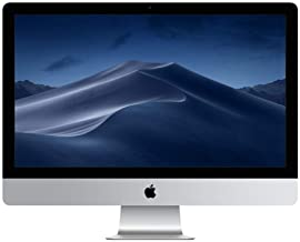 Apple iMac (27-inch Retina 5K display, 3.0GHz 6-core 8th-generation Intel Core i5 processor, 1TB) (Latest Model)