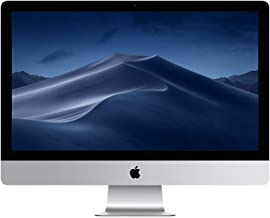 New Apple iMac (27-inch Retina 5k display, 3.0GHz 6-core 8th-generation Intel Core i5 processor, 1TB)