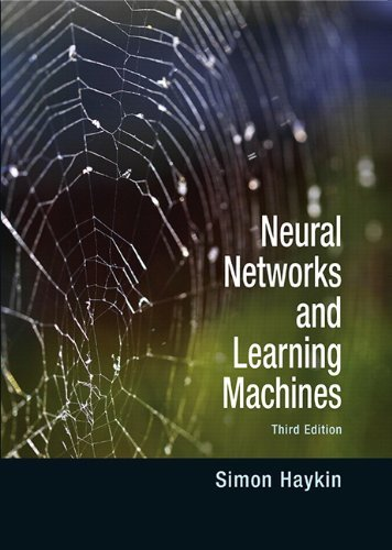 (Neural Networks and Learning Machines) By Haykin, Simon (Author) Hardcover on (06 , 2008)