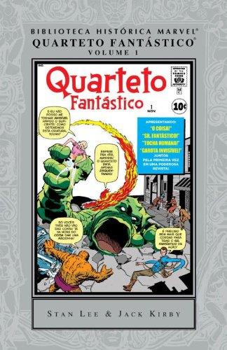 Biblioteca Historica Marvel. Quarteto Fantastico - Volume 1