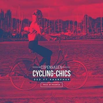 Copenhagen Cycling-Chics