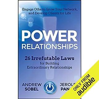 Power Relationships Titelbild