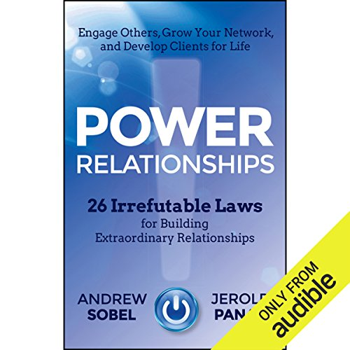 Power Relationships audiobook cover art
