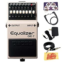 which is the best graphic equalizer pedals in the world