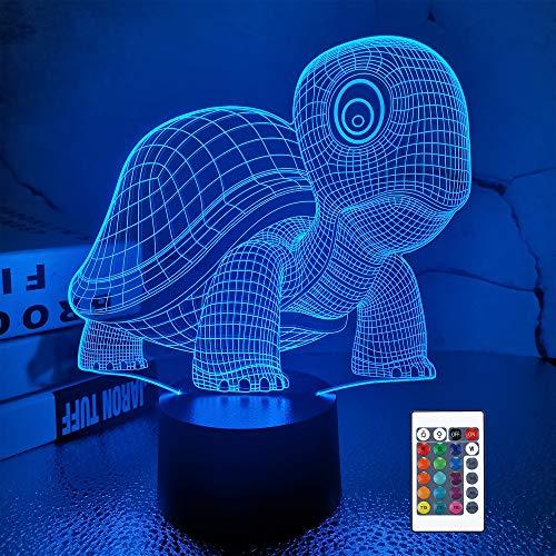 3D Illusion Night Light