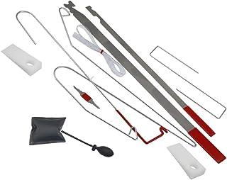 Universal Car Door Emergency Unlock Tool Kit Long Reach Tools Auto Repair for Vehicle