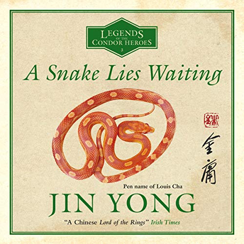 A Snake Lies Waiting  By  cover art
