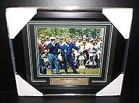 1966 Masters Champion Ben Hogan & Arnold Palmer 8x10 Photo Framed Golf Legends
