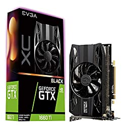 which graphic card is best EVGA 1660 TI