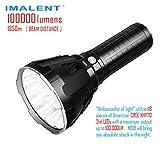 IMALENT MS18 LEDs Taschenlampe 100.000 Lumen