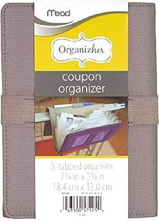 Mead Organizher Coupon Organizer - Organizher