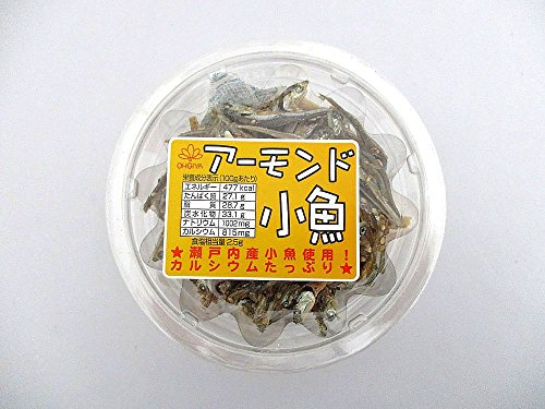 扇屋食品『アーモンド小魚』