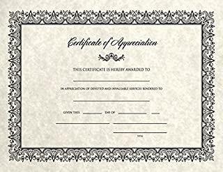 Best certificate of appreciation graduation Reviews