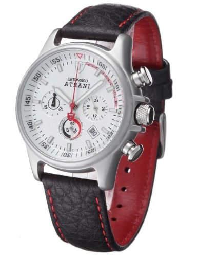 DETOMASO Herren-Armbanduhr Chronograph Quarz MTL8802C-CH1