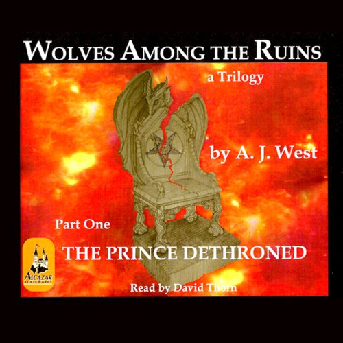 Wolves Among the Ruins audiobook cover art