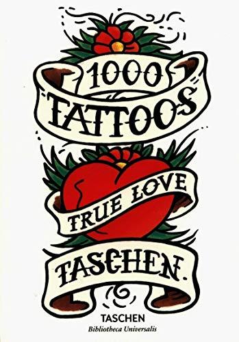 1000 Tatuajes HC: BU (Bibliotheca Universalis)