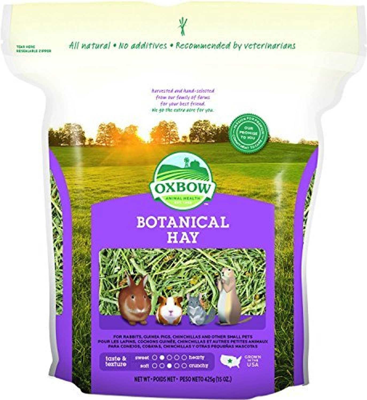 Oxbow Animal Health Botanical Hay Pets, 15Ounce Oxbow