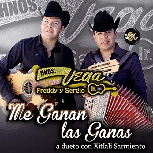 Hermanos Vega Jr. feat. Xitlali Sarmiento