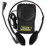 Forum Novelties Voice Disguiser with head set, 10diverse voci